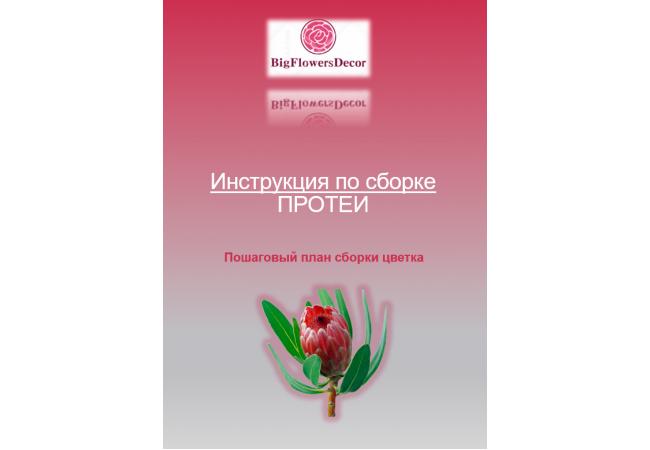 Инструкция по сборке ПРОТЕИ D50см
