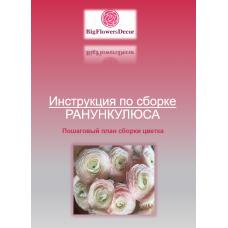 Инструкция по сборке РАНУНКУЛЮСА
