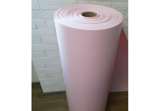 Изолон 1 мм бледно-розовый, ширина 70 см