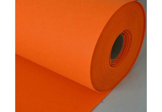 Изолон 2 мм апельсин, ширина 75 см