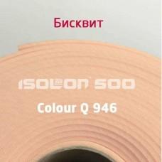 Изолон 2 мм бисквит, ширина 75 см