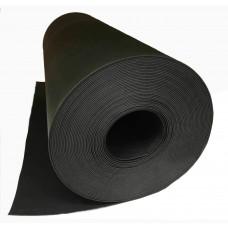 Изолон 1 мм черный ширина 100 см
