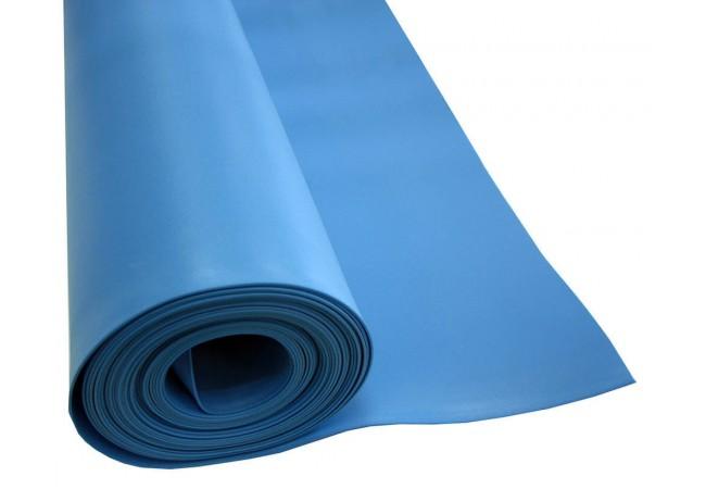 Изолон 2 мм синий, ширина 75 см