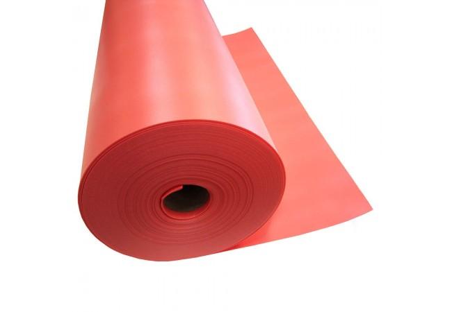 Изолон 2 мм ярко красный, ширина 75 см