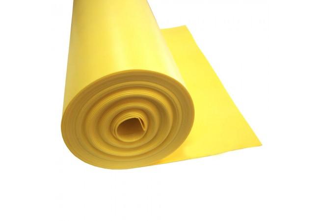 Изолон 2 мм желтый, ширина 75 см
