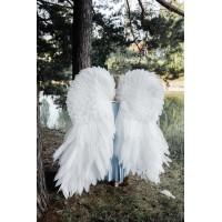 """№03 Белые крылья Ангела """"ЕВА"""""""