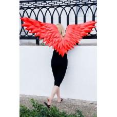 №10 Крылья красные «ТЕРЕЗА»