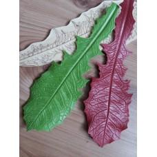 Молд лист Одуванчика большой 31х10.5 см