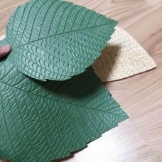 Молд лист Паутинка маленький 23х17 см