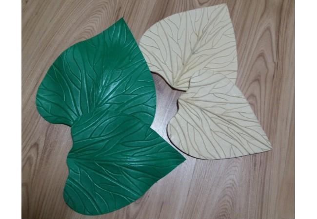 Молд лист Подсолнуха 23х20 см