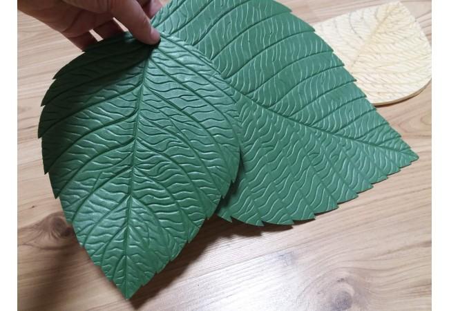 Молд лист Превосходный 32х25 см