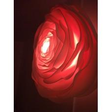Дизайнерский LED-cветильник «Ранункулюс» с пультом