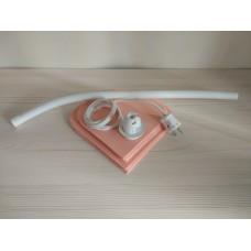 Набор для светильника кабель с вилкой 1,5м патрон Е14