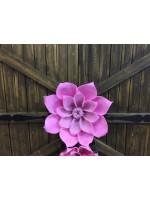 Большие цветы для оформления из изолона